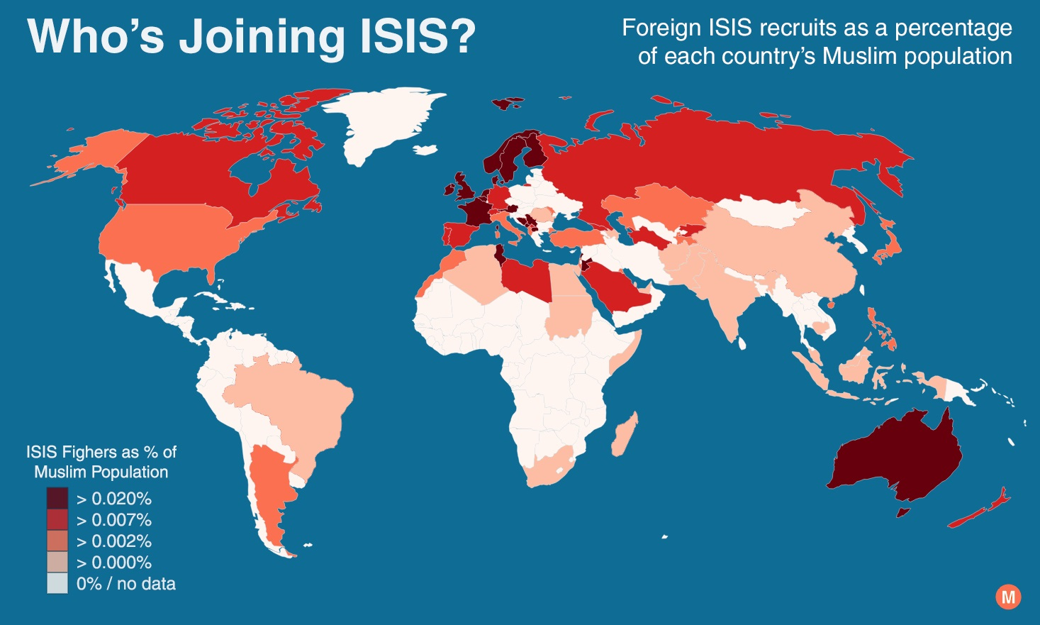 What motivates foreign ISIS fighters? New research has an ...