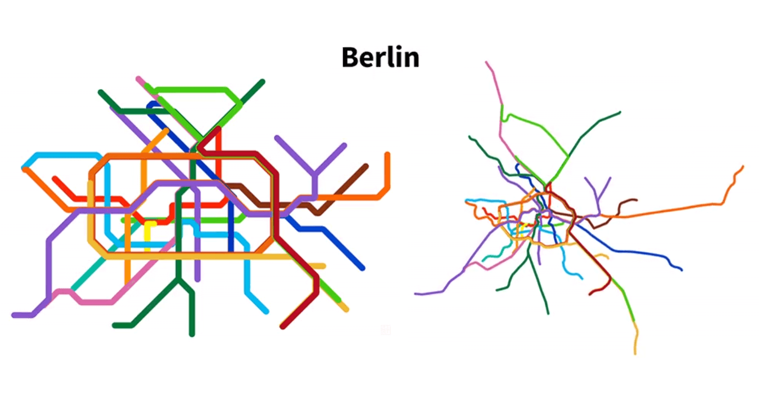Mighty Morphing Metro Maps - Watch Transit Maps Transform to ... on logic mapping, technology mapping, language mapping, industry mapping, identity mapping, africa mapping, ocean mapping, food mapping,